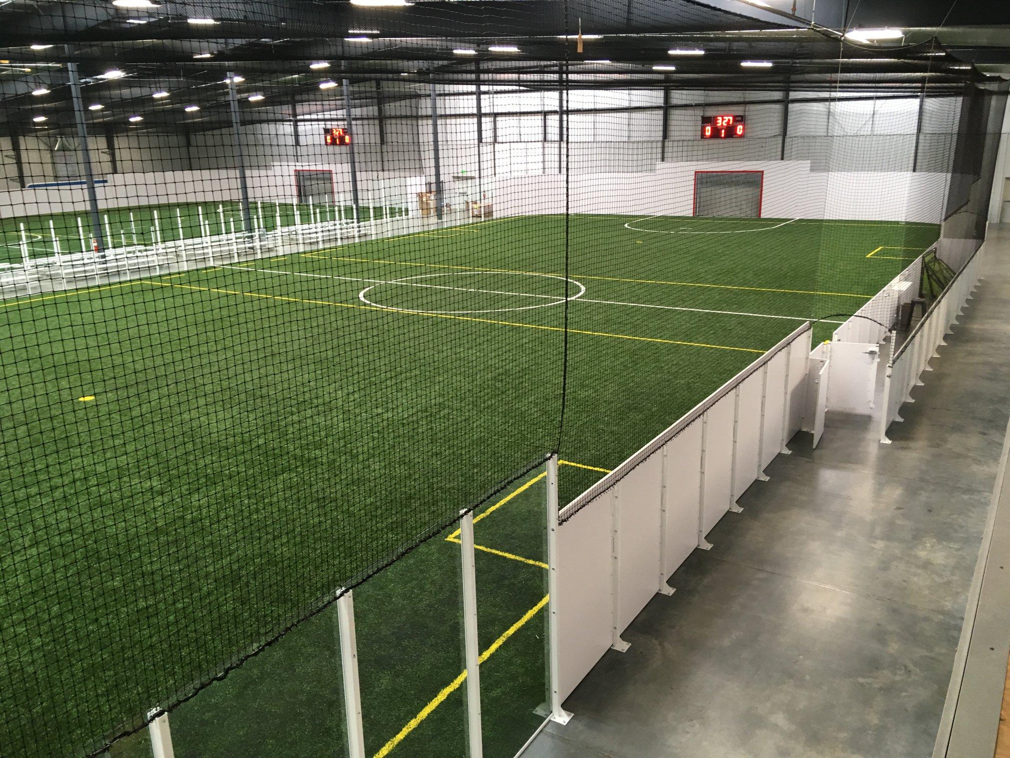 Edmond Indoor Soccer